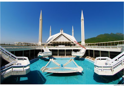 Masjid Faisal , Islamabad, Pakistan