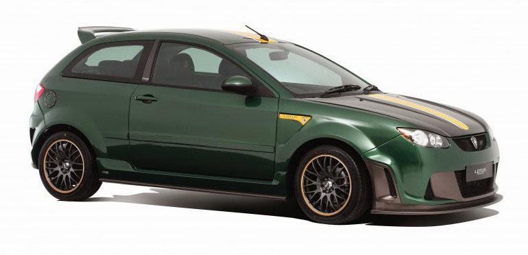 Model Masa Depan Lotus Dengan Perkongsian Teknologi Proton Sedan Dan Crossover