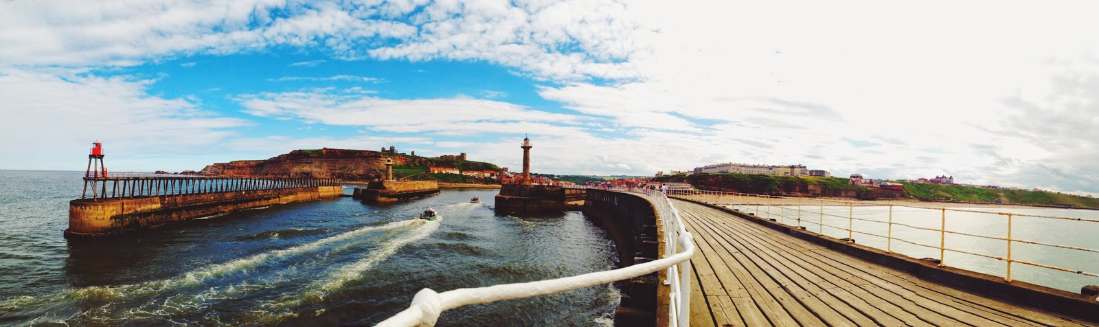 Whitby iPhone Panaroma