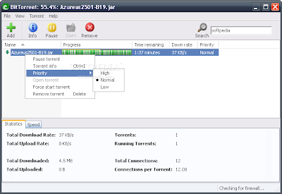 BitTorrent 7.8.1 Build 29964
