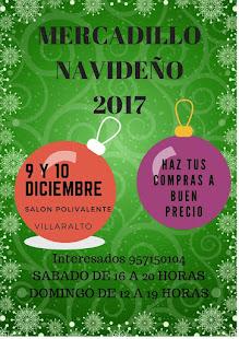 MERCADO NAVIDEÑO 2017