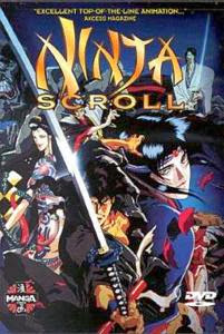 descargar Ninja Scroll – DVDRIP LATINO