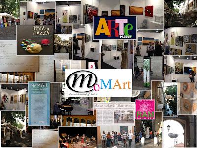 MomArt, galleria d'arte all'aperto Padova