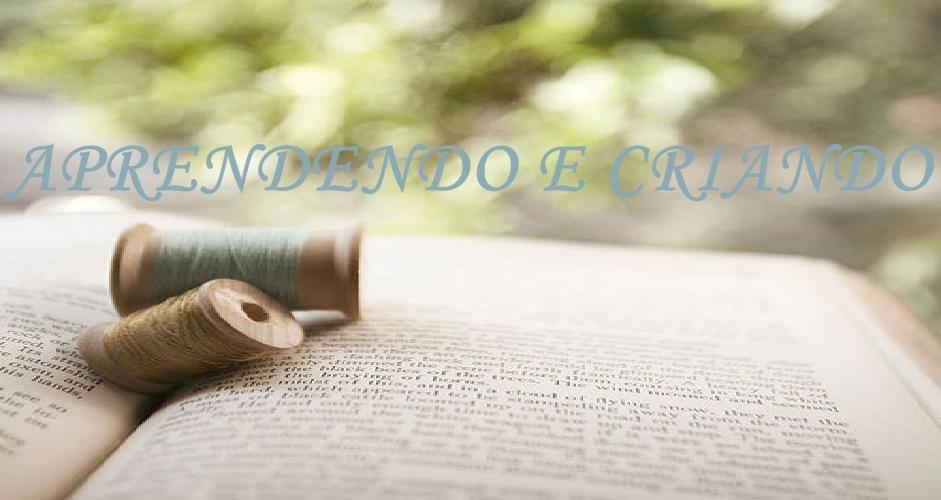 APRENDENDO-CRIANDO