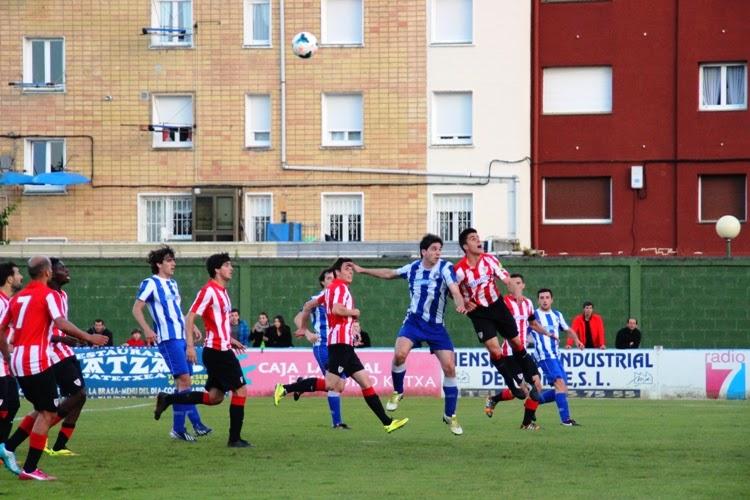Somorrostro 0 Athletic 6