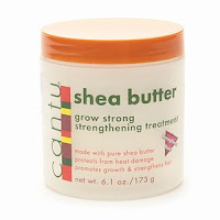 Cantu Shea Butter Leave In Conditioning Repair Cream Natural Hair
