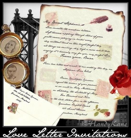 101 Romantic Love Letters