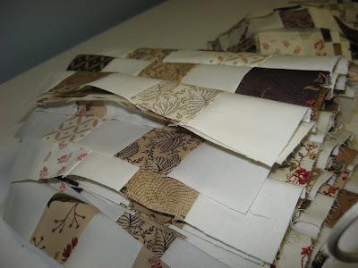 Karen's Postage Stamp Quilt