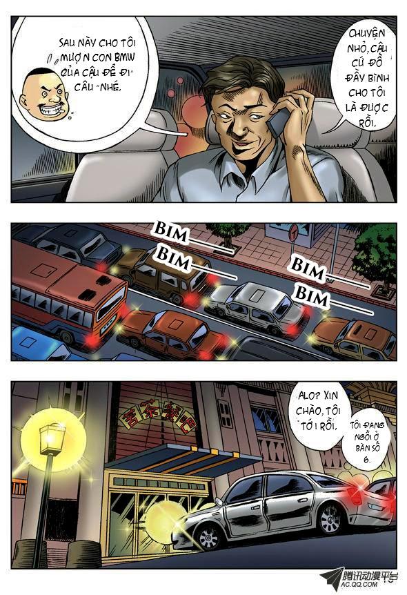 Trung Quốc Kinh Ngạc Tiên Sinh chap 4 - Trang 14