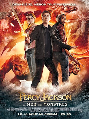Percy Jackson : La mer des monstres film streaming