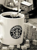 Danbo Loves Starbucks