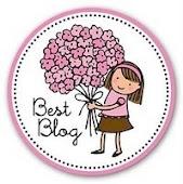 """5ºPremio """"Best Blog"""""""