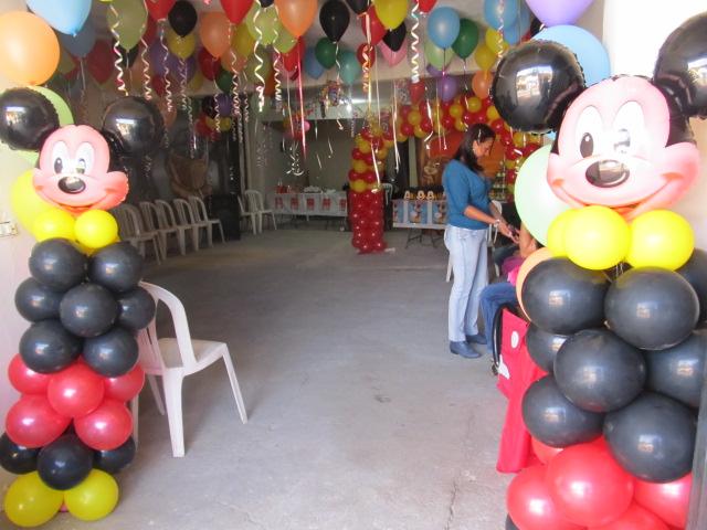 Fiestas infantiles y decoracion globos Medellin cumpleaños ...