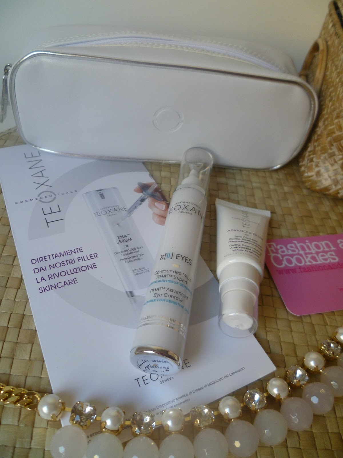 Teoxane Advanced Eye Contour review, best eye contour cream on Fashion and Cookies fashion and beauty blog