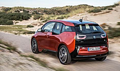 2017 BMW i3 Gets A 50 Percent Range Boost