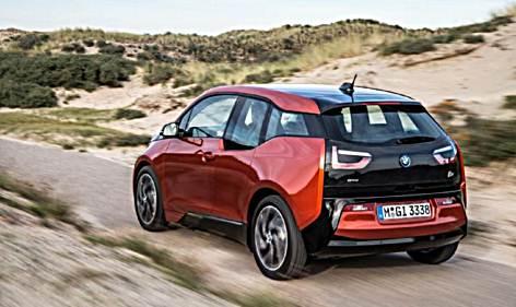 2017 BMW i3 Gets A 50 Percent Range Boost