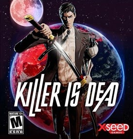 Download Game Killer is Dead Nightmare Edition PC Repack Version