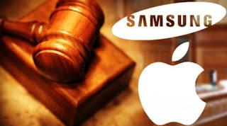 Samsung Bersedia Ganti Rugi ke Apple Rp 7,6 T