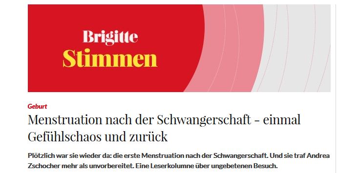 Runzelfuesschen auf Brigitte.de