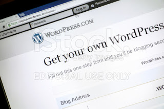 cara membuat slide foto di wordpress