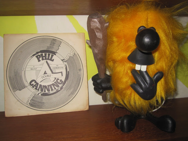 Phil Canning - Sell out - 1979 Woodbine St. records