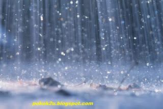 Hujan Rahmat, Hujan Rahmat Di Malam Hari, Hujan Rahmat Dari Allah S.W.T,