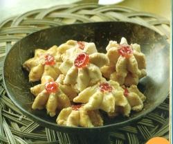 Resep Kue Kering Nastar Cassava Double