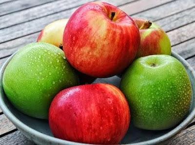 تعرف على فوائد فاكهة التفاح الصحية