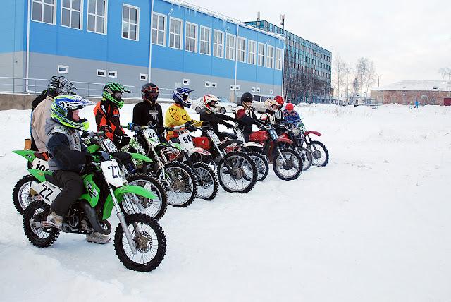 Мотокросс в Лысьве