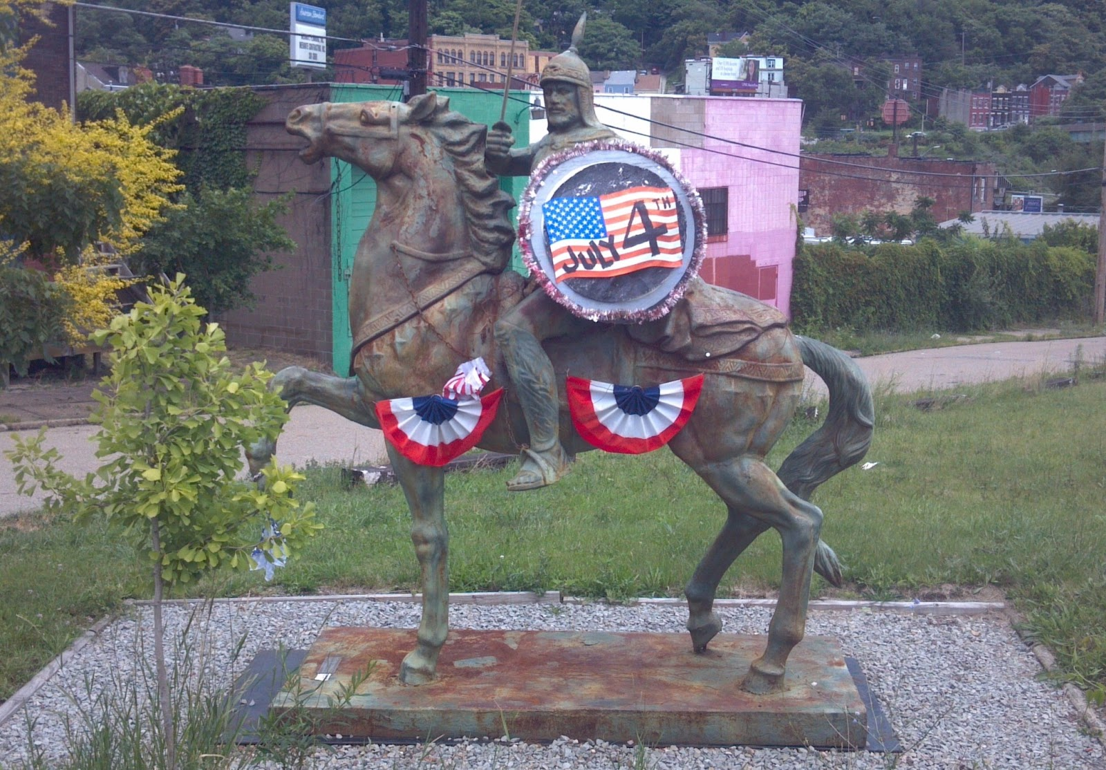 Type 2 clydesdale cyclist lewis and clark the three for Mitchells fish market pittsburgh