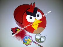 Caja Angry Bird