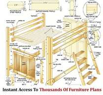 Loft Bed Plans Woodworking
