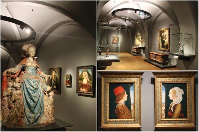 Planta baja Rijksmuseum en Amsterdam