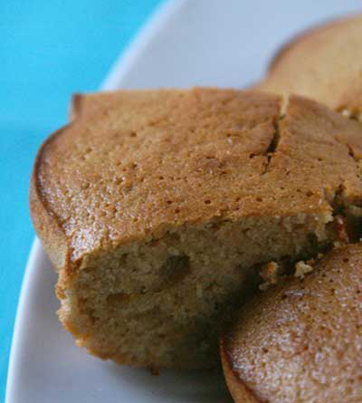 Chestnut Cake Recipe ~ Easy Dessert Recipes