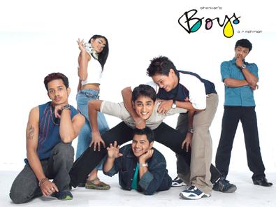 Watch Boys (2003) Telugu Movie Online