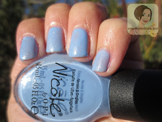 Nicole by OPI Modern Family
