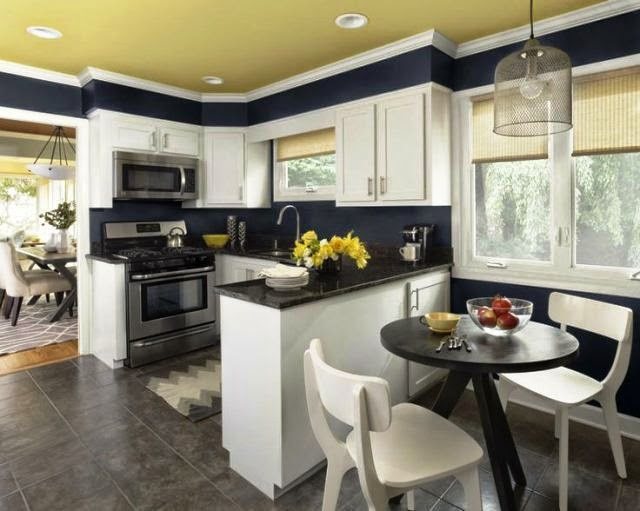 paint colors for kitchen walls pictures