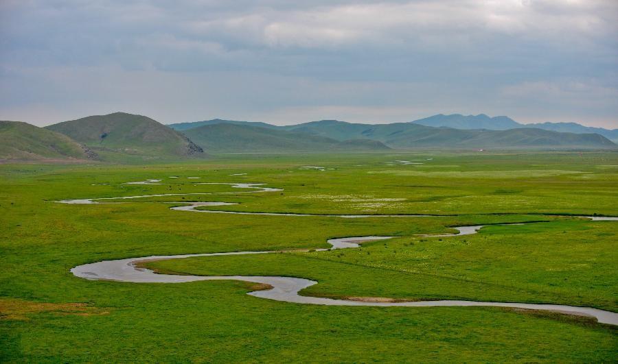 padang rumput xilingol salah satu padang rumput terbaik di china ...