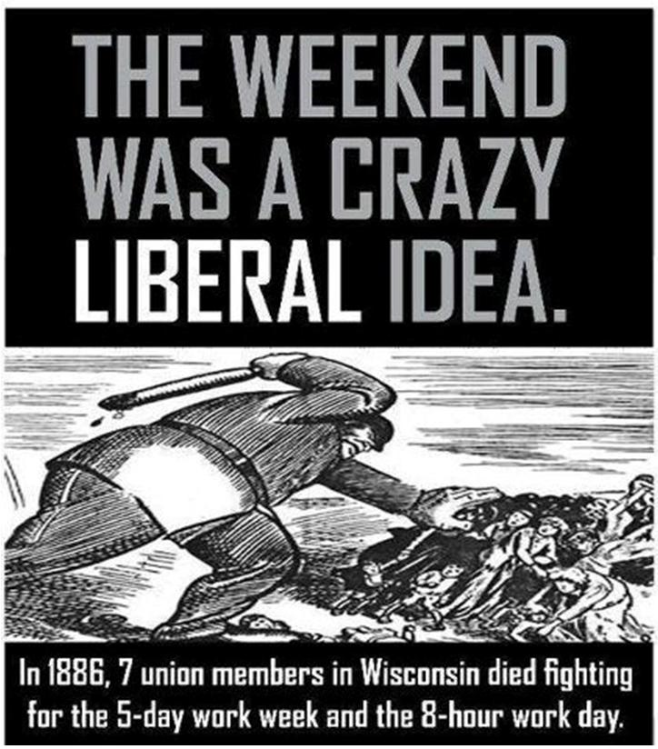 are unions good for america The shamey awards - washington, dc - vote like dislike comment right-wing anti-union propagandists earn a collective shamey award nomination for historic pr.
