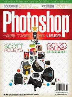 Photoshop User Magazine December 2013