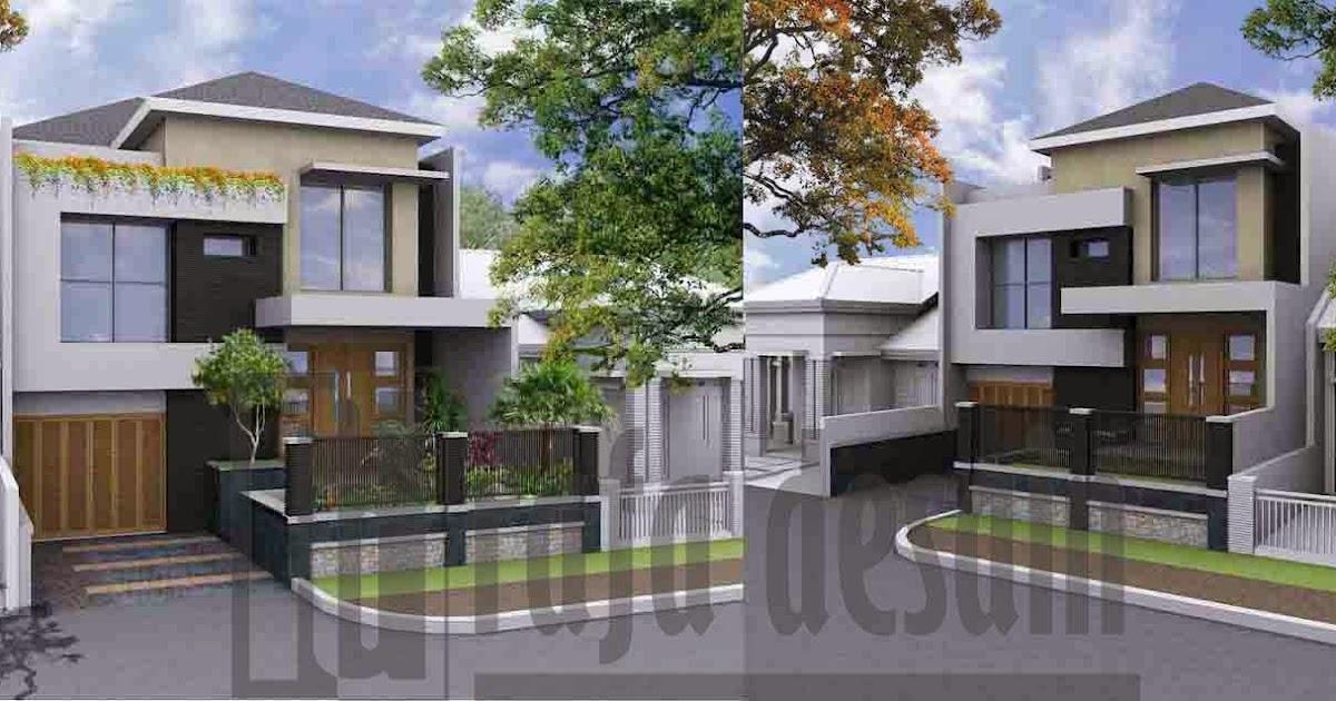 jasa desain rumah arsitek murah contoh