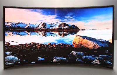 LG EA9800 el primer televisor oled curvado en España