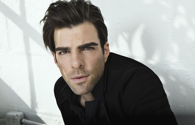 Top 20 Hottest Male Celebrities: Zachary Quinto