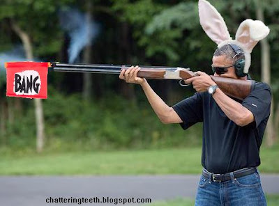 obama claims shooting as a hobby and the white house