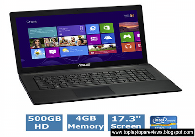 ASUS-X75A review