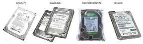 Hardisk(HDD)SATA dan IDE