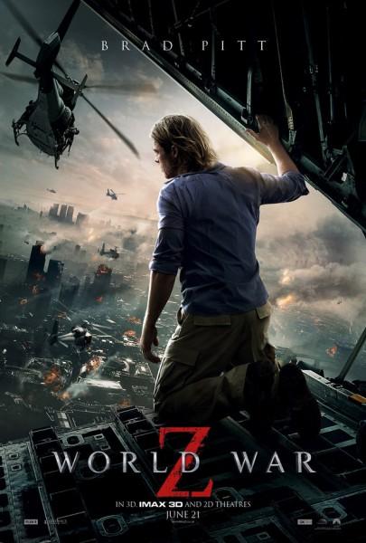 World War Z   Film Zombie Terbaru Dibintangi Brad Pitt