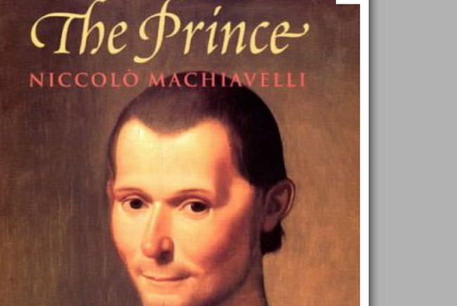 the prince essays machiavelli The prince by niccolo machiavelli essay sample the prince , written by niccolo machiavelli, is considered to be one of the greatest philosophical works of the renaissance period, and of history in general.