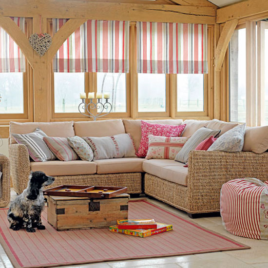 Cottage Living Room Decorating Ideas | Bill House Plans