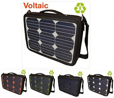 Cool and Innovative Solar Rechargers (15) 12